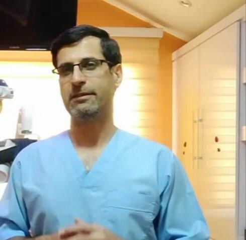 دکتر حسین زمانی - جراح و دندانپزشک