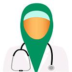 پزشک خانم متخصص جراح در بانک پزشکان